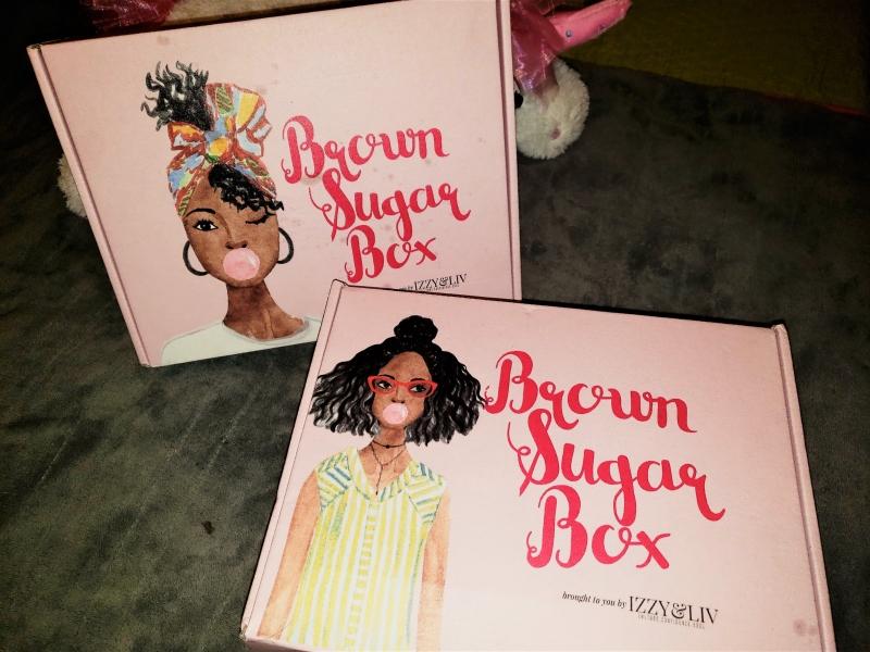 Brown Sugar Box jacqhumphrey.com