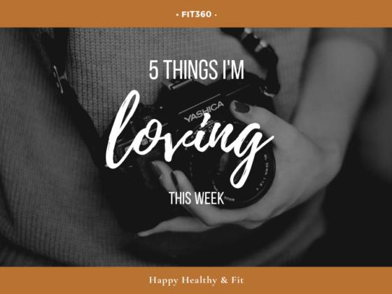 5 Things | jacqhumphrey.com
